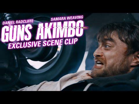 GUNS AKIMBO | Scene Clip