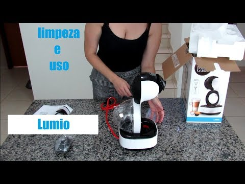 Unboxing Dolce Gusto Lumio