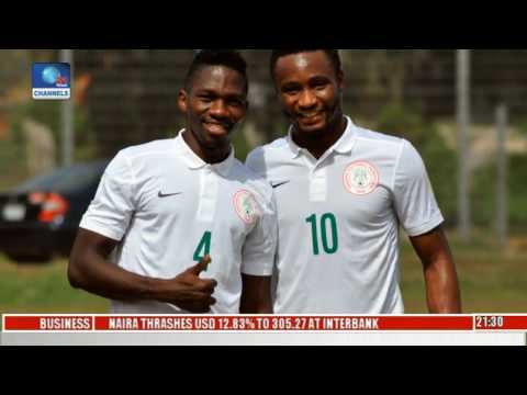 Sports Tonight: Update On Nigeria's Super Eagles Preparation