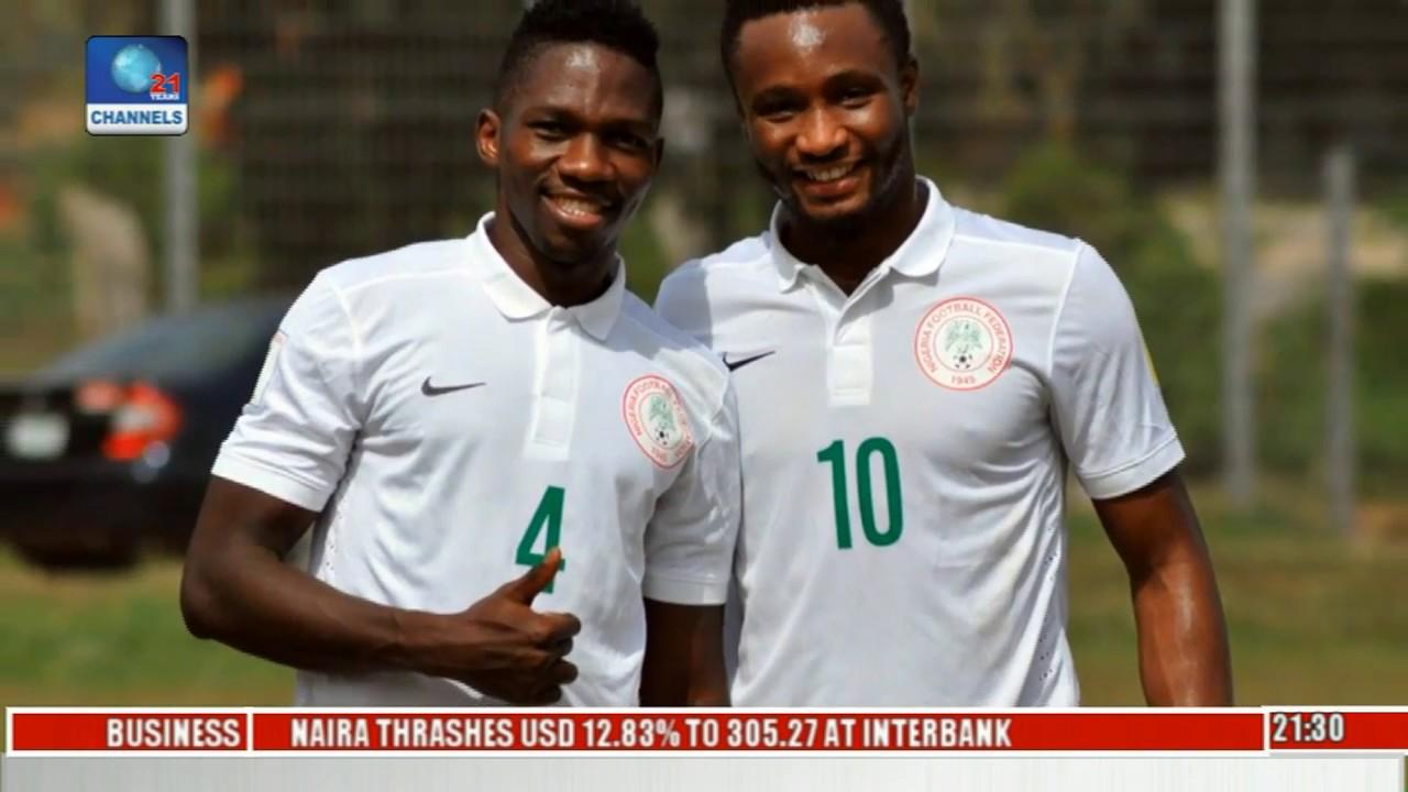 Sports Tonight: Update On Nigeria's Super Eagles Preparation