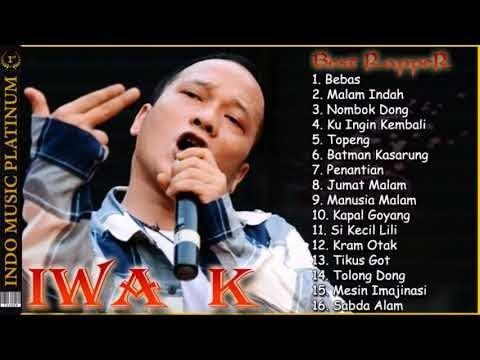Iwa K - Lagu Rap Terbaik Dari Rapper Terbaik Indonesia - HQ Audio!!!