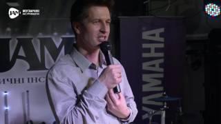 Мастер-класс по губной гармошке (Школа губной гармоники Игоря Гурского) )