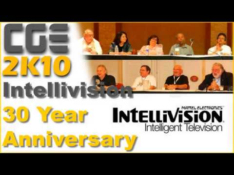 CGE 2010 - Intellivision 30th Anniversary Spectacular - Classic Gaming Expo - 1080p