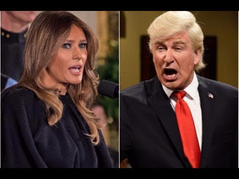 Alec Baldwin Claims Melania Loves His Trump Impression, Melania Sets Him Straight In Brutal Response