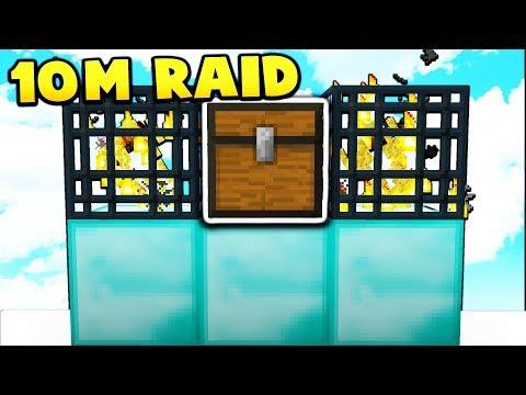 10 MILLION DOLLAR FACTION RAID! | Minecraft FACTIONS #694