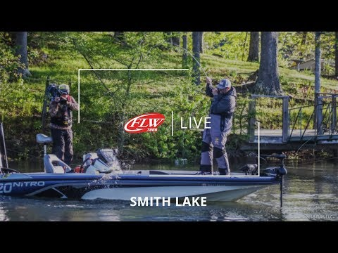 FLW Live Coverage | Smith Lake | Day 4