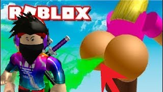 = ESCAPE!! of the SUPER FART!!! Roblox