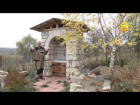видео: Каменный Мойдодыр на альпийской горке. Своими руками // forumhouse