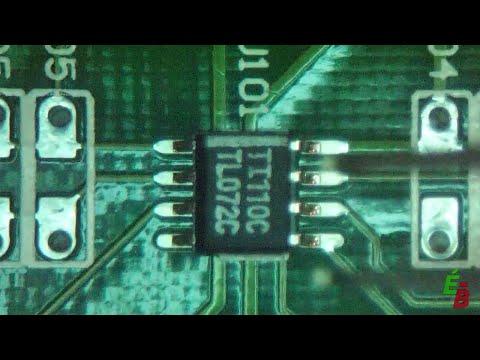 EB_#102 Mes Techniques de Soudure de Composants à Montage en Surface
