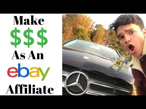STEP BY STEP How To Make Money With eBay Partner Network Affiliate Marketing