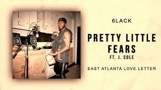 6LACK - Pretty Little Fears (feat. J. Cole) - J. Cole verse