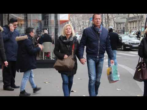 Parisian Street Style for Women over 40 Middle Aged Glamour Winter Edition I