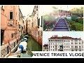 VENICE TRAVEL VLOG | SPEED BOATS, ST MARKS SQUARE, PALACES, RIALTO BRIDGE & VENICE LIDO!