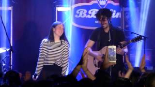 Tommy Torres & Mariana Weaver en B.B.King Blues Club