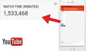 How to Find Total Watch Hours on YouTube (Android)