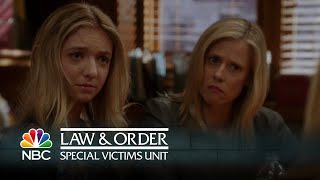 Two wannabe singers reveal their plan for revenge.» subscribe more: http://bit.ly/lawandordersub» law & order: svu returns thursday, february 18th 9/8c o...