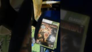 Обзор игр на мой XBOX 360