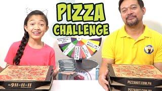 PIZZA CHALLENGE | Kaycee & Rachel in Wonderland
