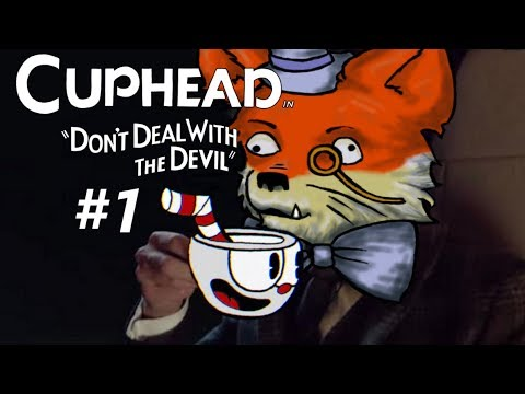 CupheadFox #1 | Let's Try it out?