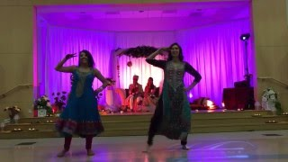 Best Mehndi Dance 2015 Bollywood Prem Ratan Dhan Payo Choreography Indian Wedding Performance
