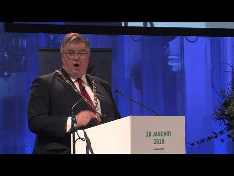 European Green Capital Handover Ceremony: From Essen 2017 to Nijmegen 2018