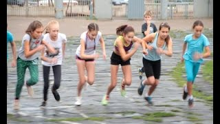 Юные легкоатлеты выиграли путевку на Чемпионат республики