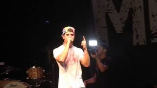 Steven - Jake Miller (Live in Boston)