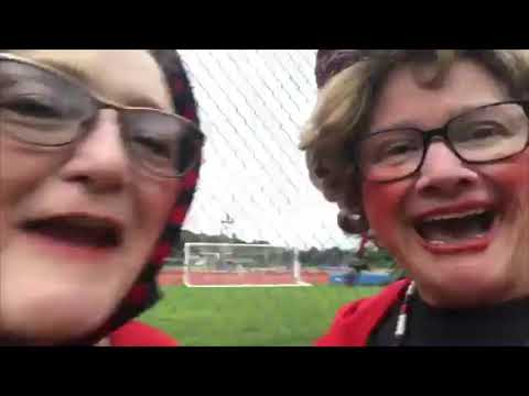 Pacific University Football Pre-Game With Nettie & Millie