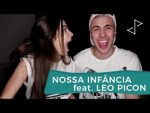 Nossa infância feat. Leo Picon - Jade Picon