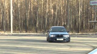 BMW e46 323Ci / 3.0l / 248 hp / RD / mysticblau / Ksport Air suspension