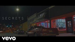 Radio Romance - Secrets - Lyric Video