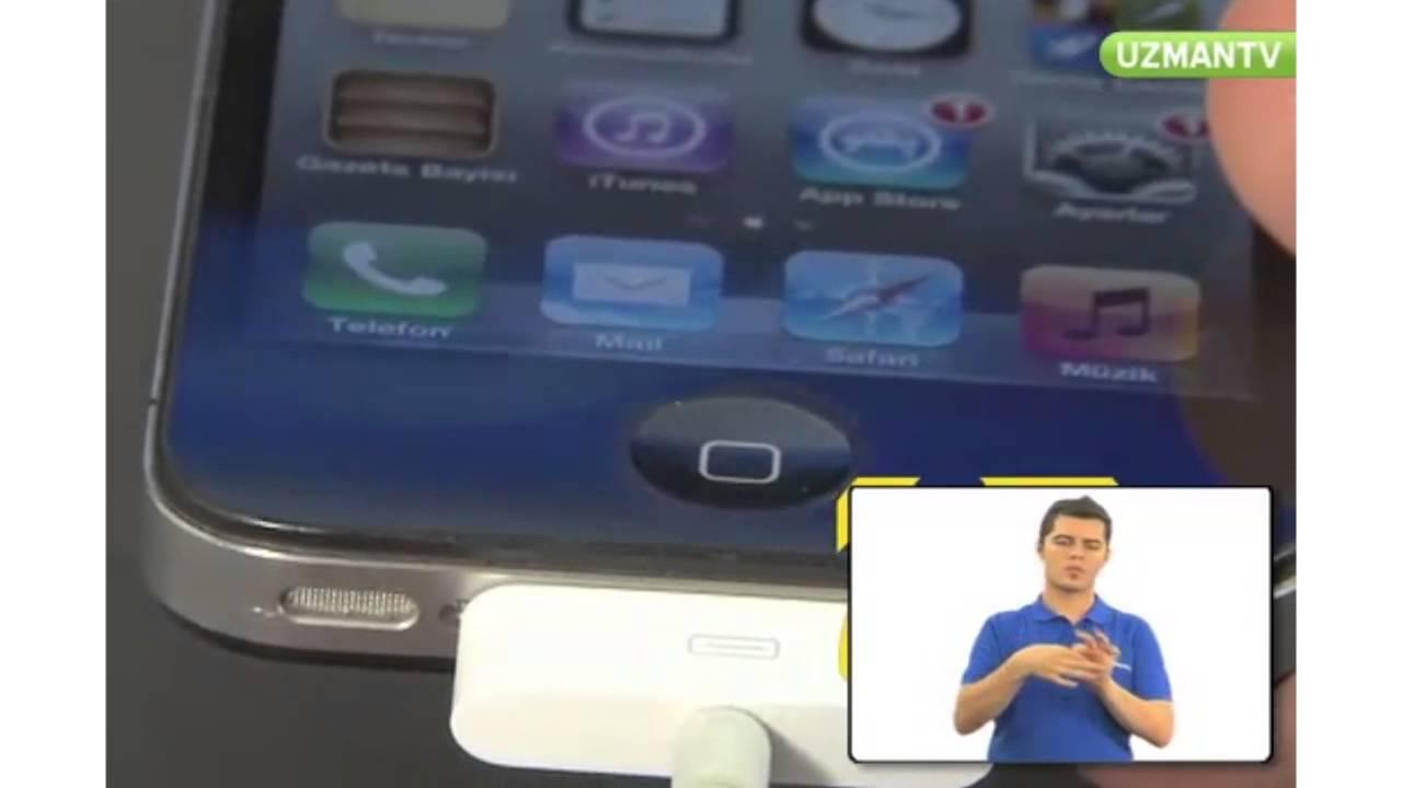 iphone 8 yazılım güncelleme nasıl yapılır