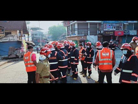 നാദാപുരത്ത് കടകൾക്ക് നിയന്ത്രണം | യുദ്ധകാല അടിസ്ഥാനത്തിൽ അണു നശീകരണം  | Media Vision News