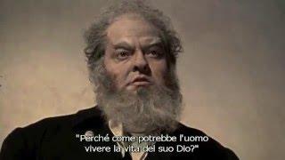 Moby Dick - Discorso Del Predicatore Mapple (Orson Welles)
