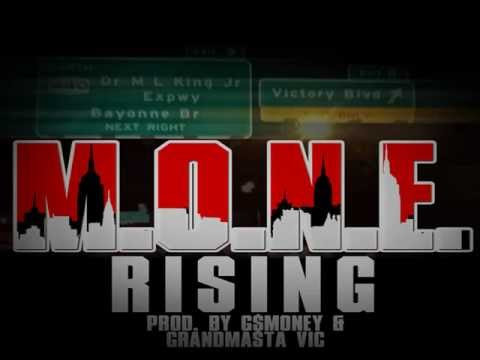 MONE (Vic Damone) - RISING [Prod. by DJ G$MONEY & Grandmaster Vic