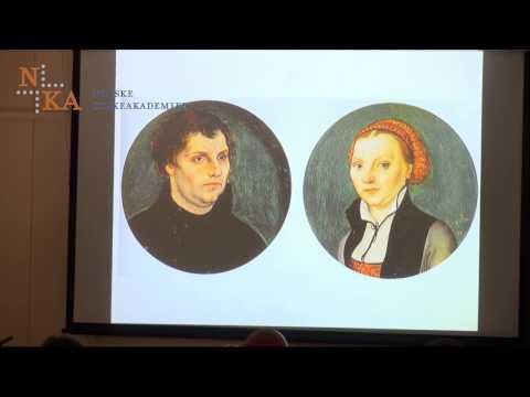 Fra Norske Kirkeakademiers årsmøte 2017: Ruth Danielsen Lucas Cranach d.e. som reformasjonstolker