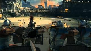 Ryse: Son of Rome - Official Gameplay Demo E3 2013