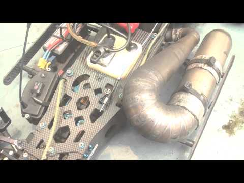 2015 IFMAR Large Scale Worlds JConcepts Pit Report - Trent Aquilina