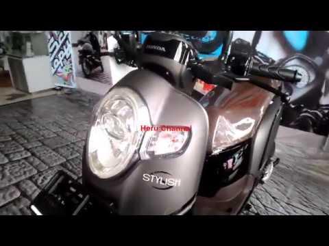 Plus Minus All New Honda Scoopy 2017 Youtube