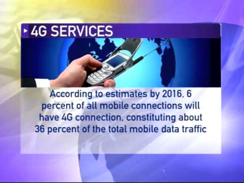 4G services in India