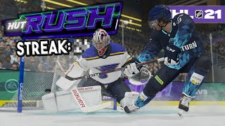 NHL 21 PLAY UNTIL I LOSE *FIRST GOAL WINS*