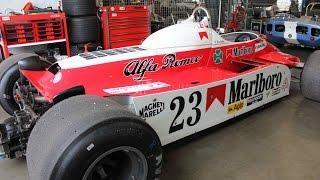 『F1サウンド』ALFA ROMEO 179 V12