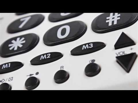 Großtasten-Telefon Doro PhoneEasy 311c