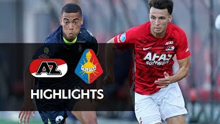 Highlights AZ - SĊ Telstar | Friendly