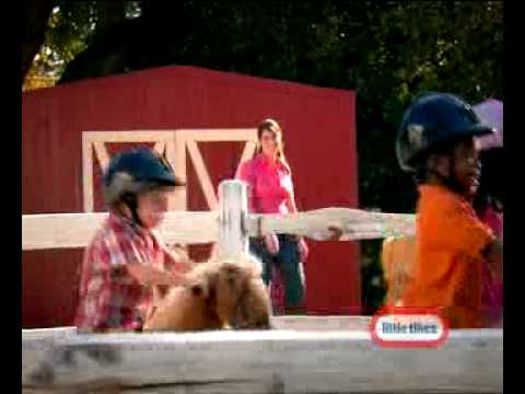 Little Tikes Giddy Up N Go Pony Commercial
