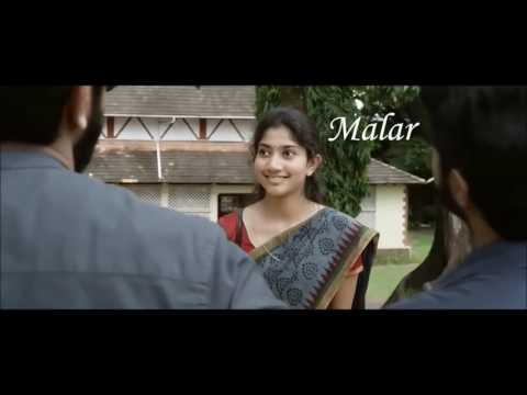Premam tamil video song with malare
