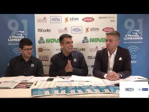 LIVE | 91° Piccolo Giro Di Lombardia (la Gara)