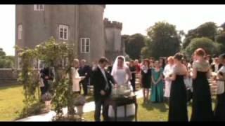 Непутевые заметки с ДК - свадьба в ирландском замке