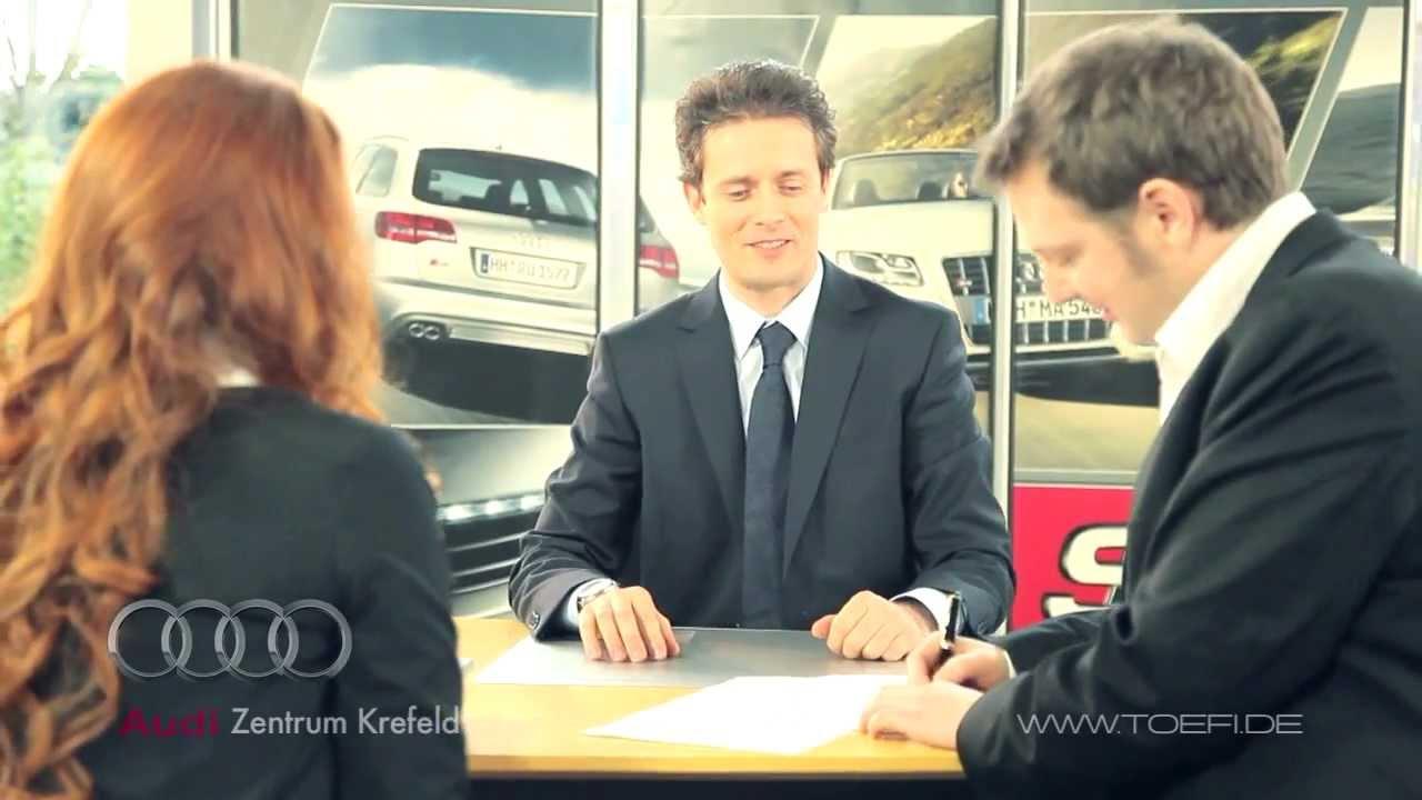 audi zentrum krefeld - premium tölke & fischer gmbh & co. kg - youtube