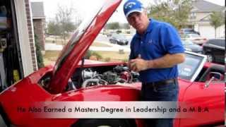 How to Adjust Fuel and Air Mixture On A Carburetor By Corvette Hop